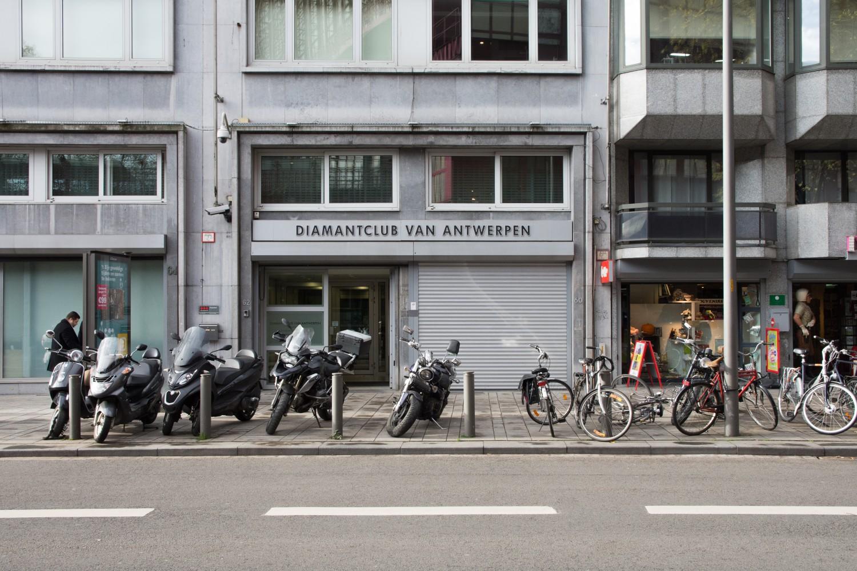 De Diamantclub van Antwerpen