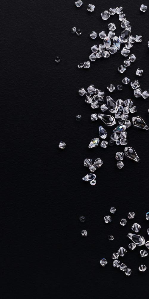 diamant kristallen